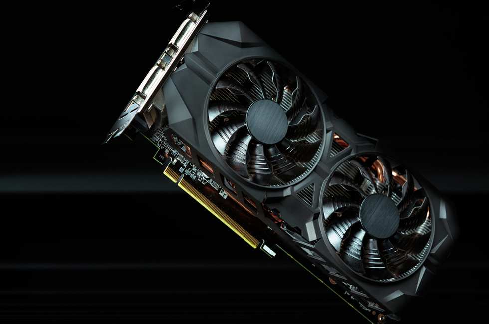 A collection of thoughts about graphics cards and their trends