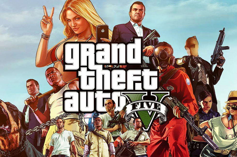 Grand Theft Auto V build 393.2 – Performance Test
