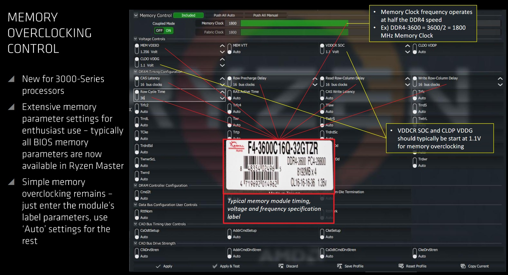 Click image for larger version  Name:Ryzen Master 2.0 Memory Overclocking.jpg Views:316 Size:397.7 KB ID:299402