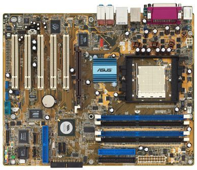 asus a8v mobo
