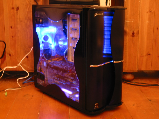 Thermaltake Soprano DX Case