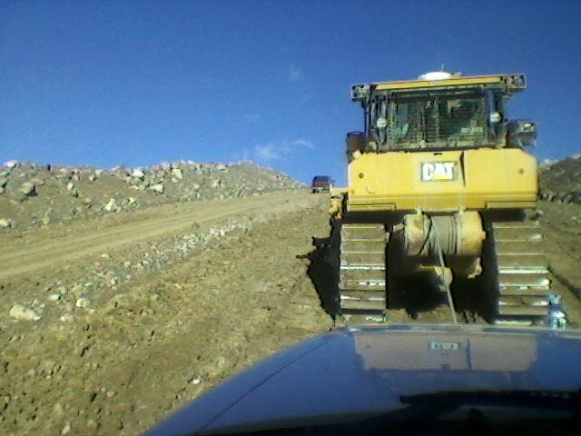 Why I LOVE bulldozers!