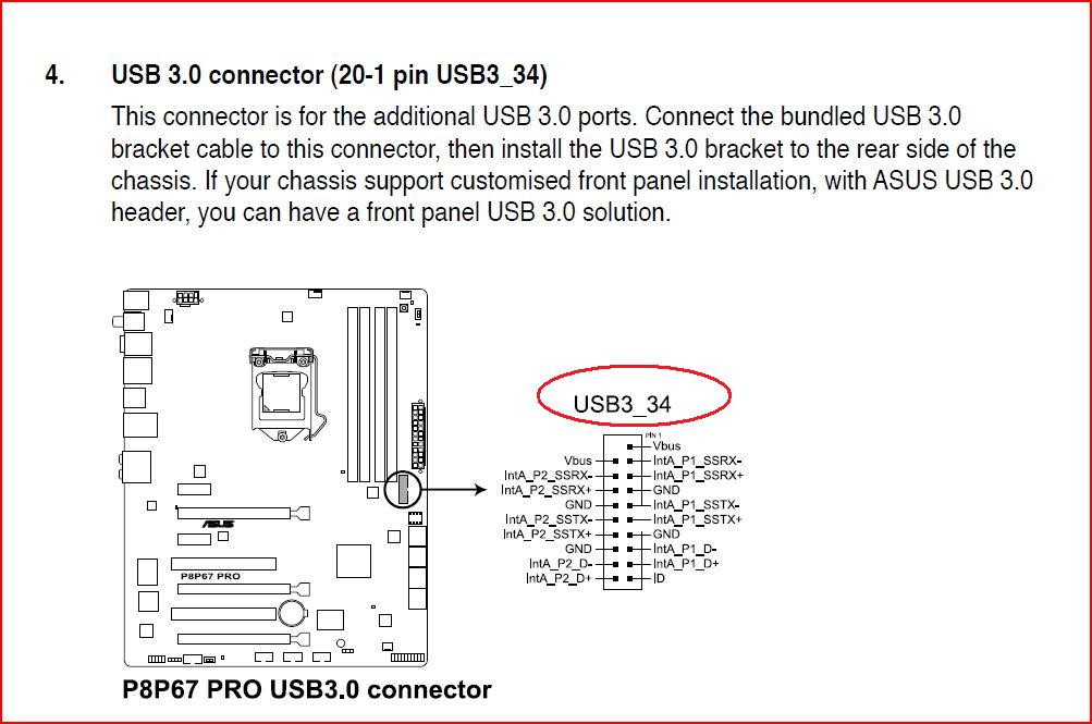 p8p67 pro usb 3 connector mid board.JPG