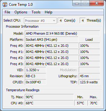 Vcore is wrong. it's at 1.64v