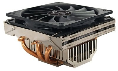 Scythe Shuriken Rev.B SCSK-1100 - Processor cooler - ( Socket 478, Socket 754, Socket 940, Socket 775, Socket 939, Socket AM2, Socket AM2+, Socket 1366 ) - 100 mm
