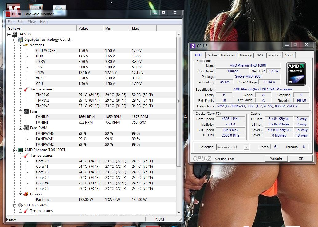here is my temps and overclock.JPG