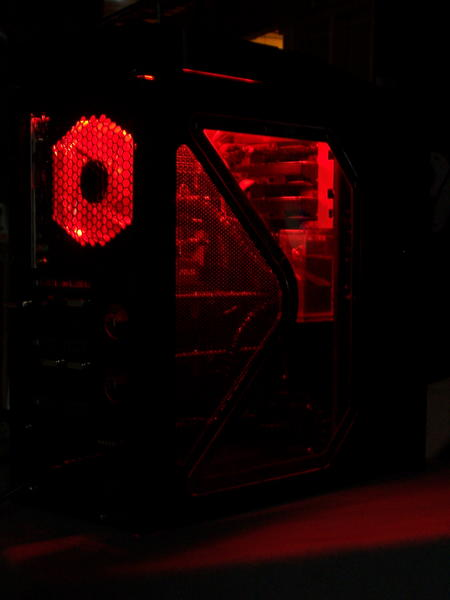 My Antec 900 Build log named: The Templar.