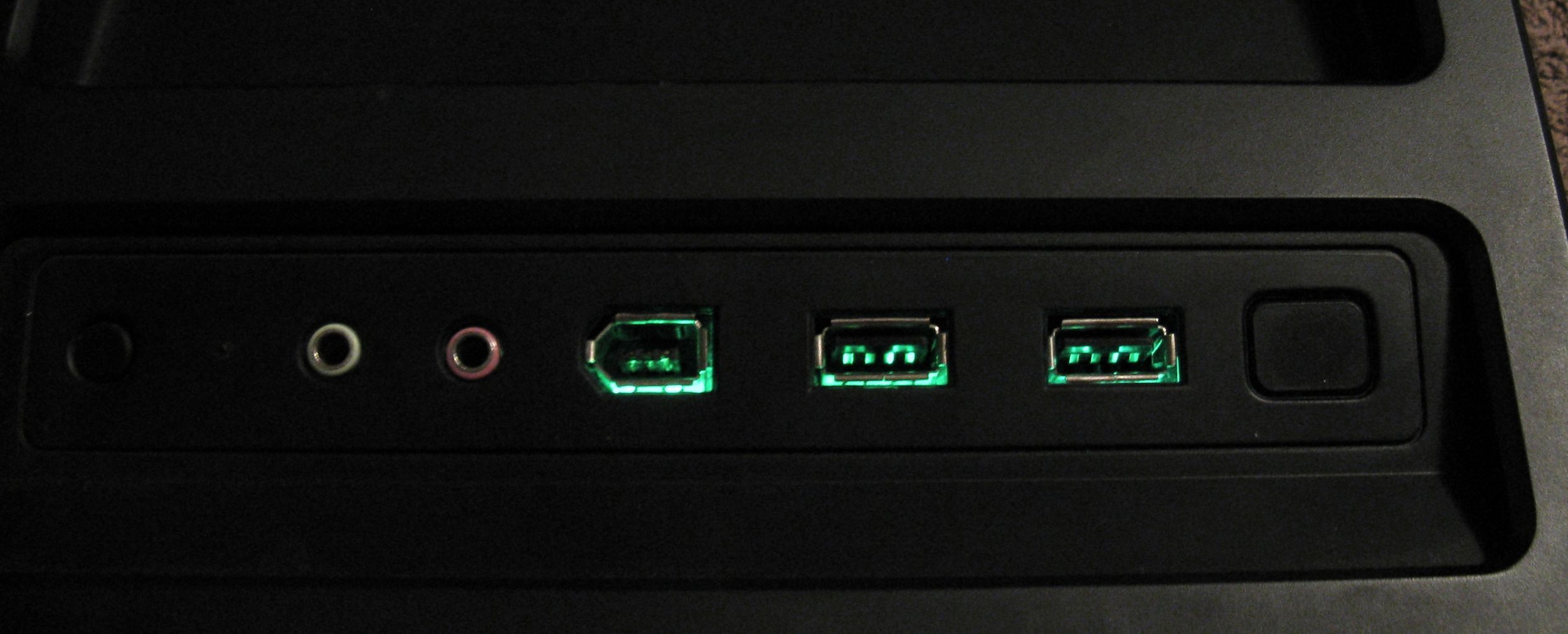 led mod for usb ports