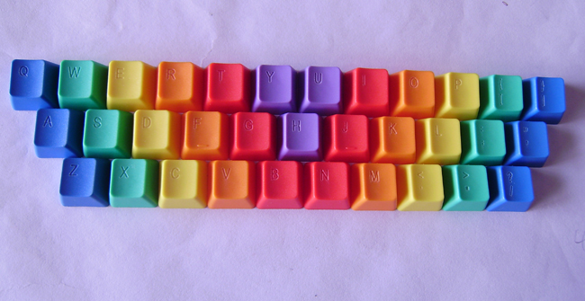 Where to cop blank coloured keycaps - Overclock net - An