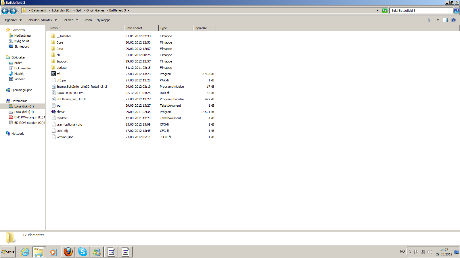 BF3 FXAA inject color corection - Page 33 - Overclock net - An