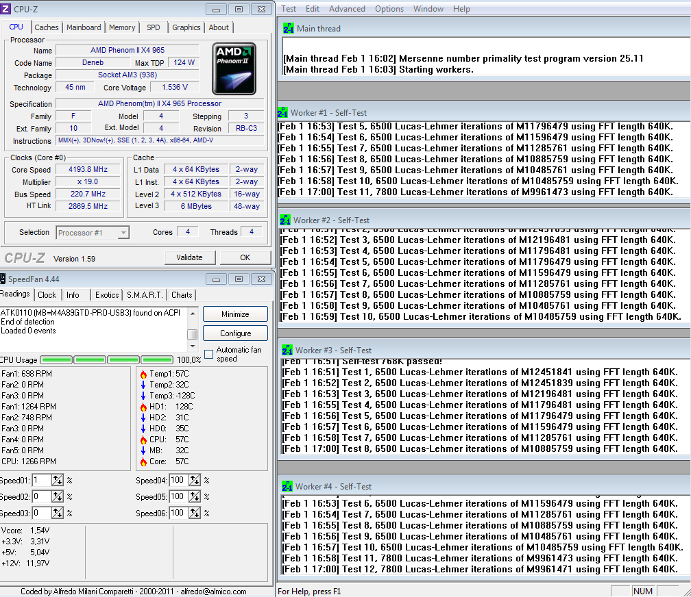 Overclocking @ 4.2.PNG