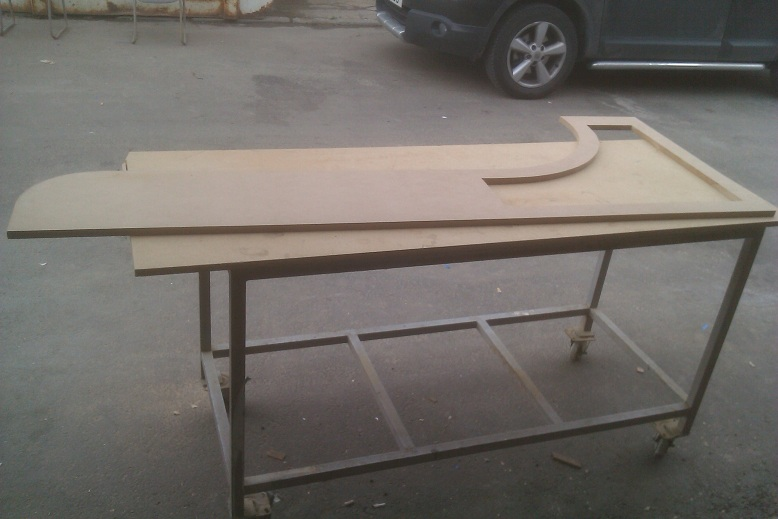 Farmhouse Sink Ikea Cabinet ~ Carving the MDF wood so we can fit the Plexi Glass