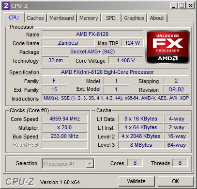 t  oc fx bios settings for a stable mhz