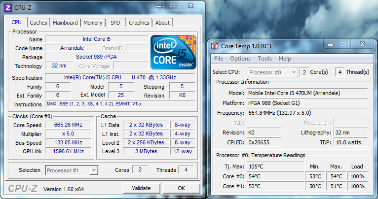 Why does my CPU throttle itself? - Overclock net - An