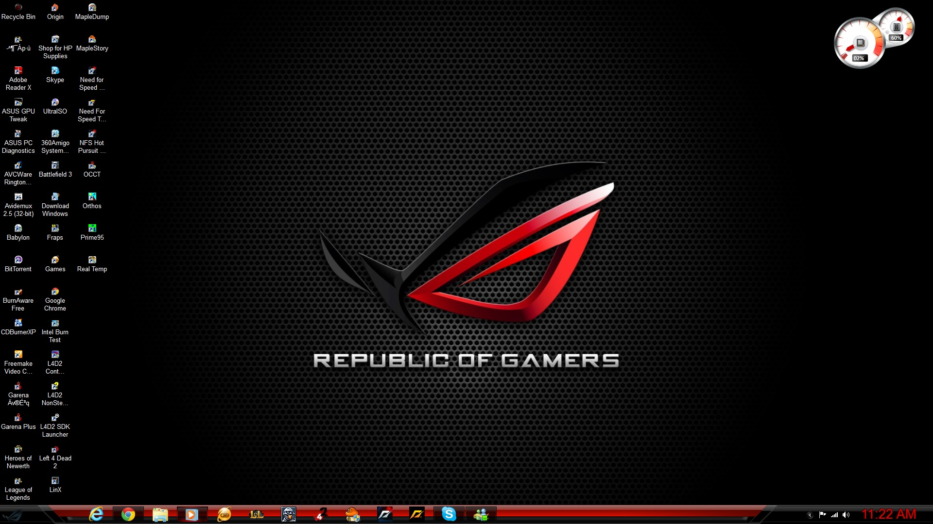 Post your desktop 2012 - Page 134 - Overclock net - An Overclocking