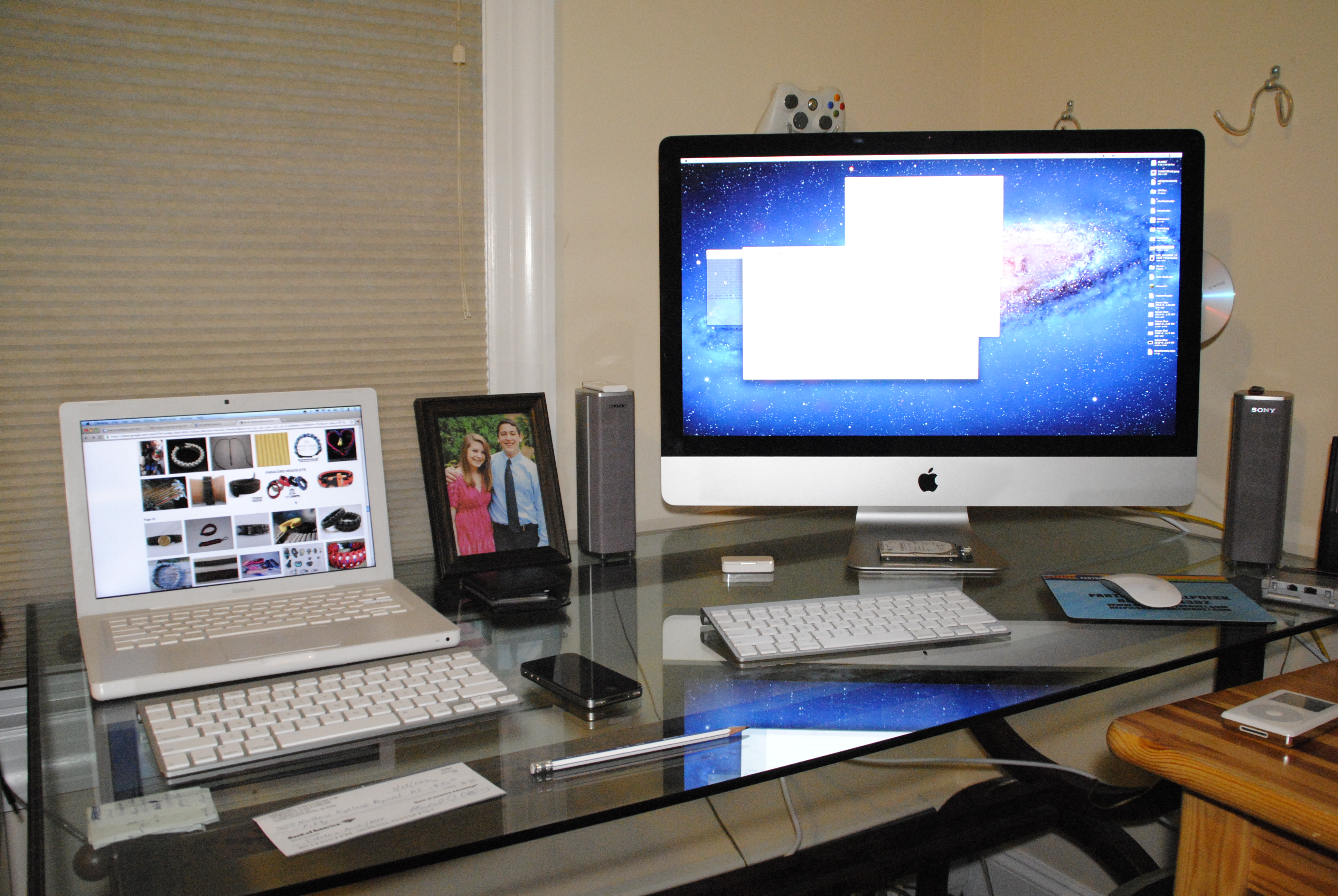 100 computer desk for imac 27 inch apple imac 27 inch 3 2ghz review pros cons and verdict - Computer desk for imac inch ...
