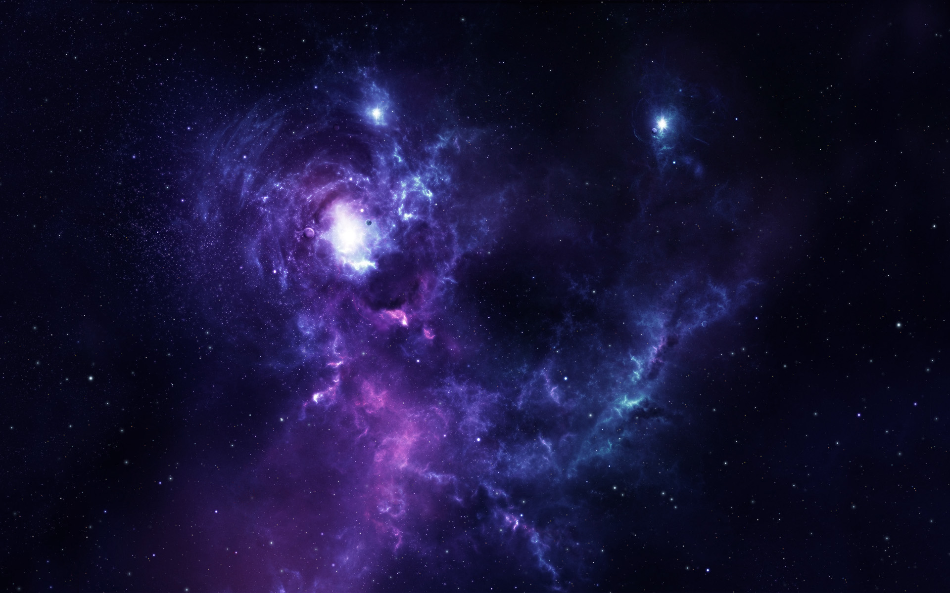 1080P Nebula Space - Pics about space