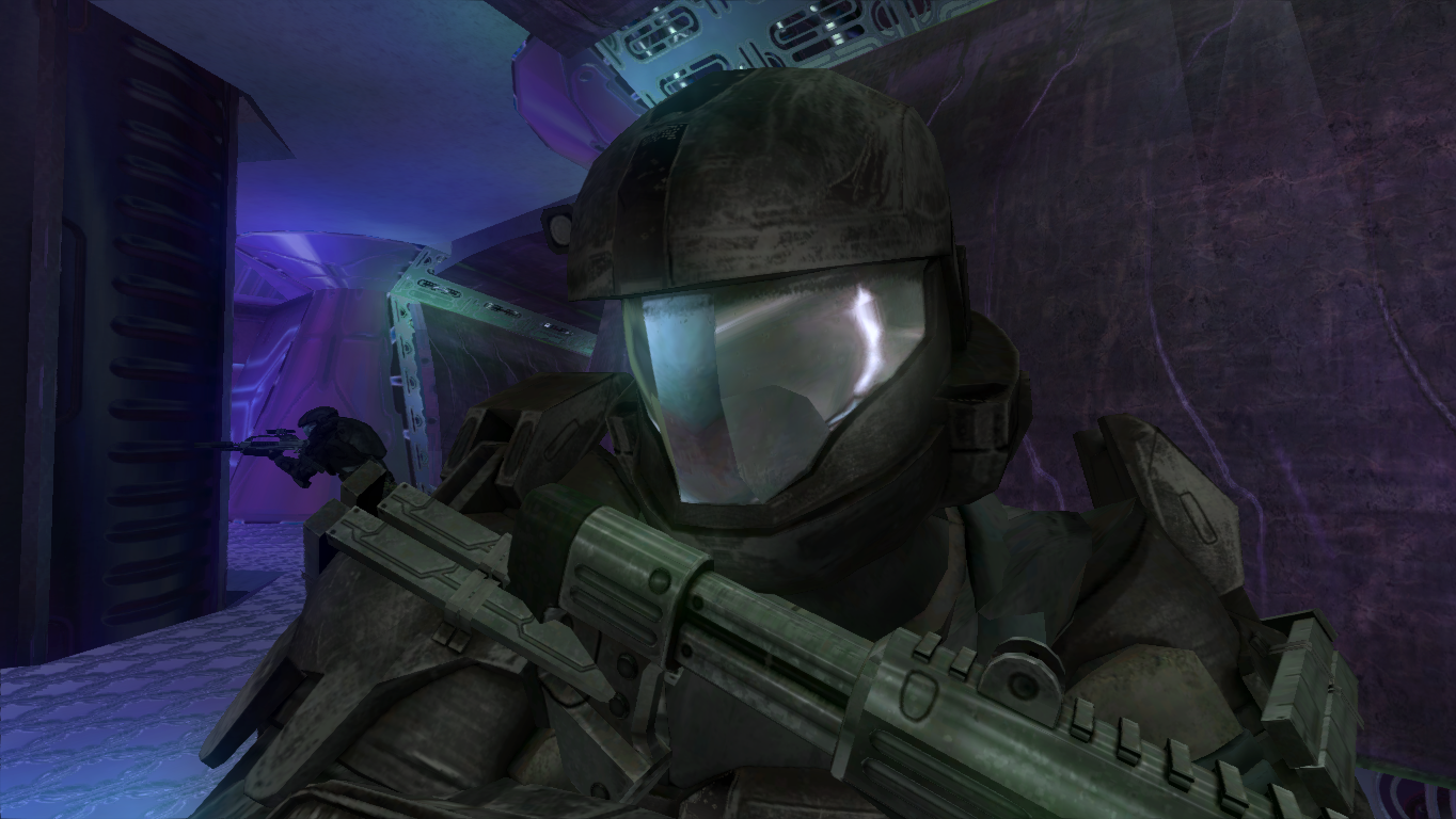Halo CE Mod called CMT Spv3 - The Truth and Reconciliation