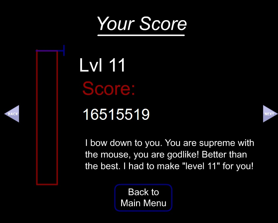 my highscore at this silly flash game for raping your mouse