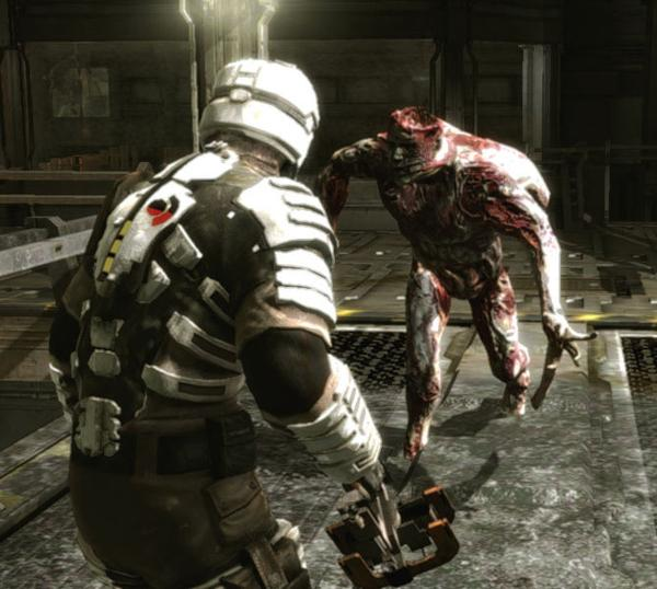Dead space twitcher