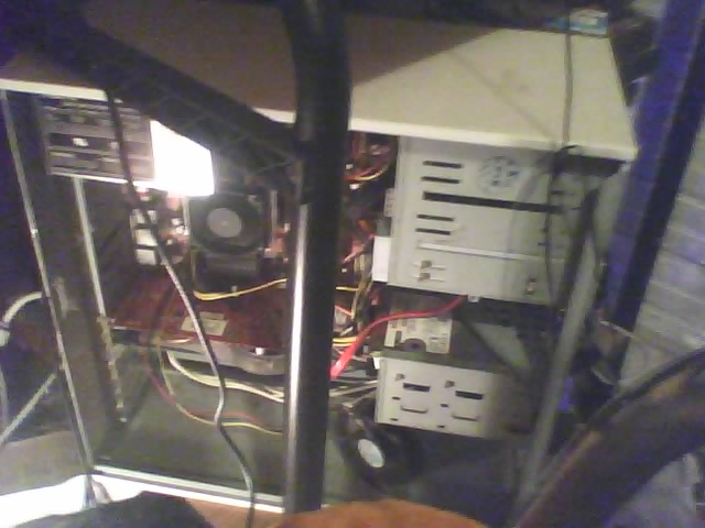 Pics of my new computer case and my computer in it