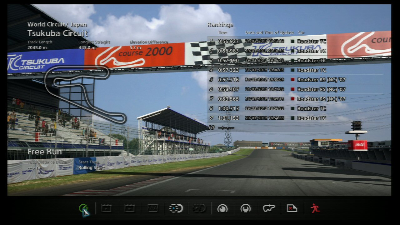 Game: GT5 