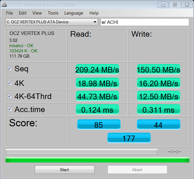 as-ssd-bench OCZ VERTEX PLUS  4.6.2012 8-14-03 PM.png
