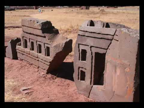 Puma Punku And Tiwanaku Bolivia September 2017 With Engineer Cliff 360