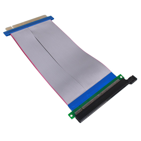 PCIe extension ribbon.
