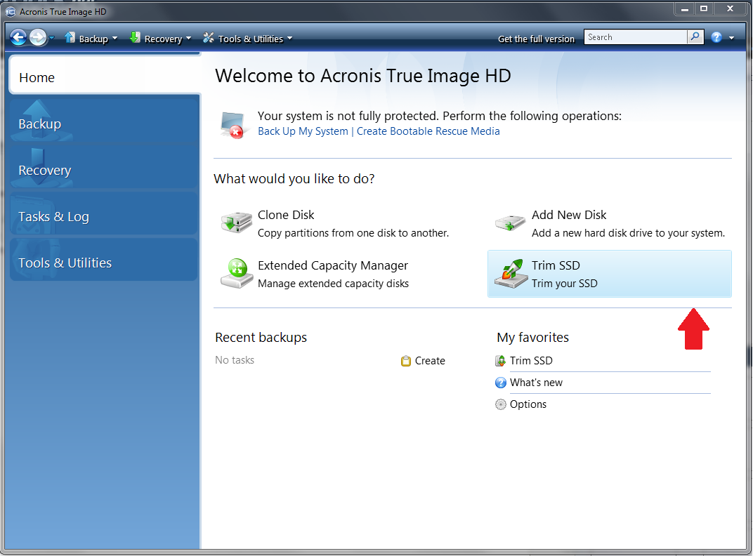 acronis true image 2019 clone to ssd