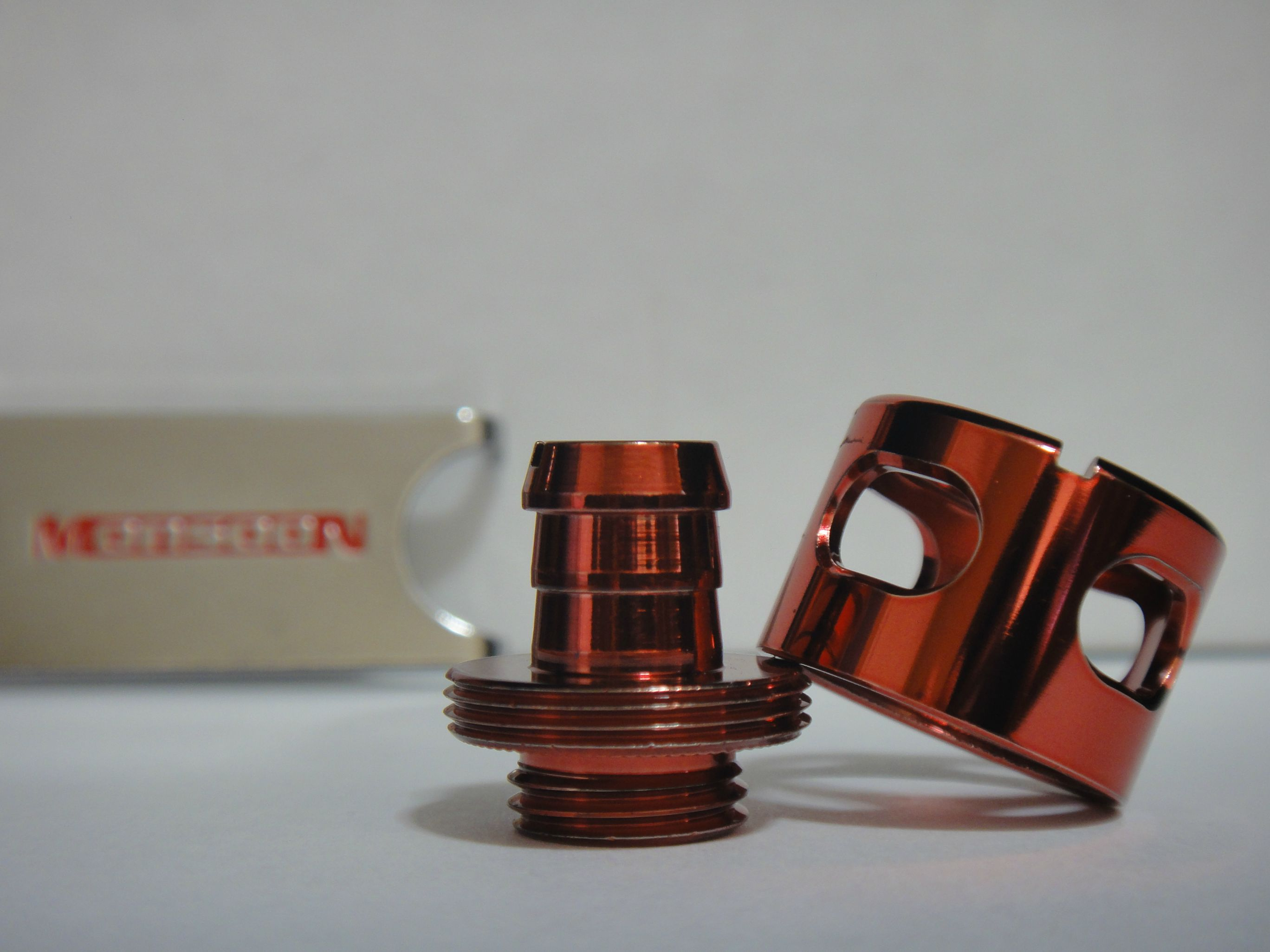 Red Monsoon Compression Fittings 2