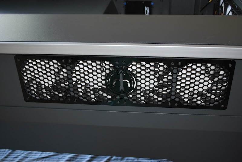 RedHarbinger Cross Desk Fan Grills MNPCTECH