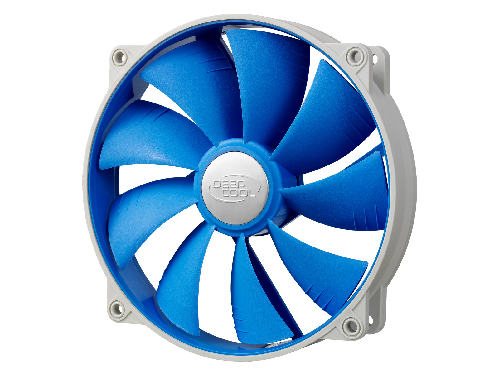 Deepcool Ultra Silent Fan with Rubber TPE Frame Cover - UF 140