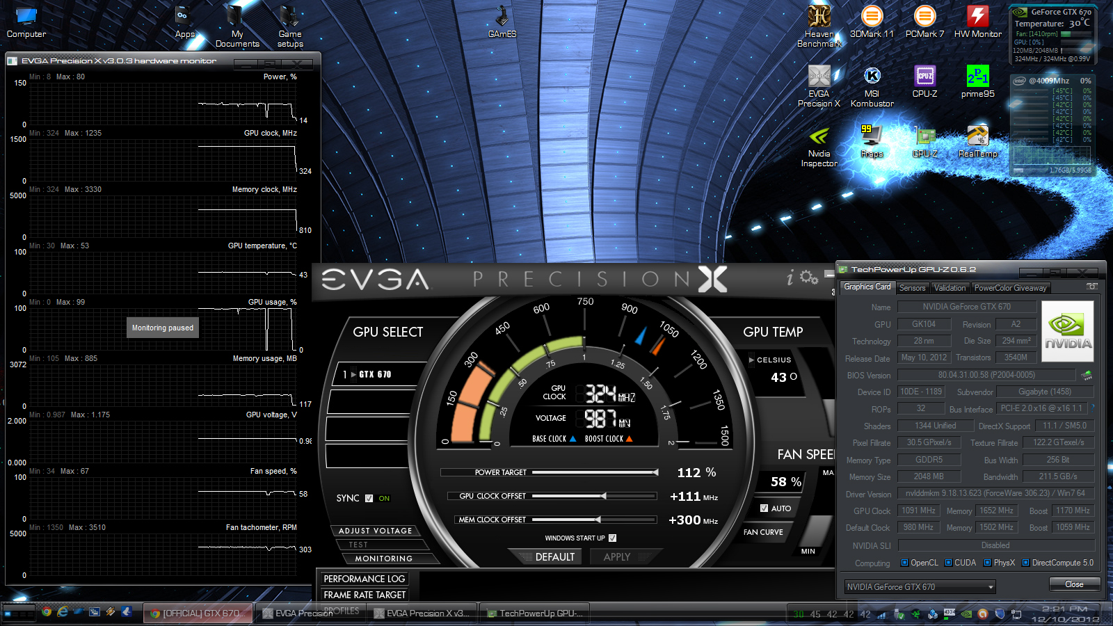 OFFICIAL] GTX 670 Overclocking - Page 124 - Overclock net