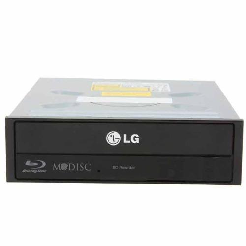 LG Black Blu-ray Burner SATA WH14NS40