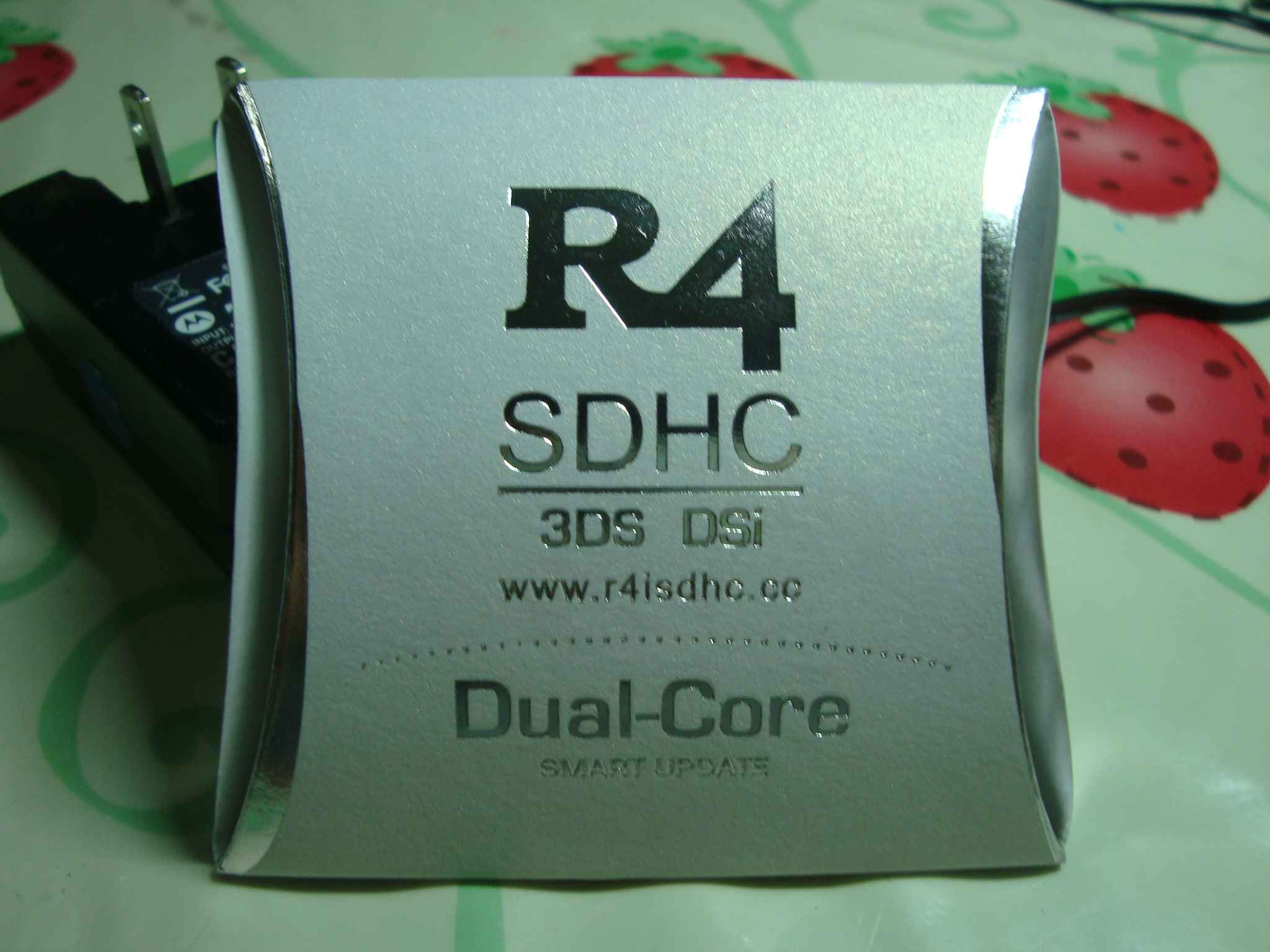 Is my R4 SDHC Dual Core FAKE? - Overclock net - An