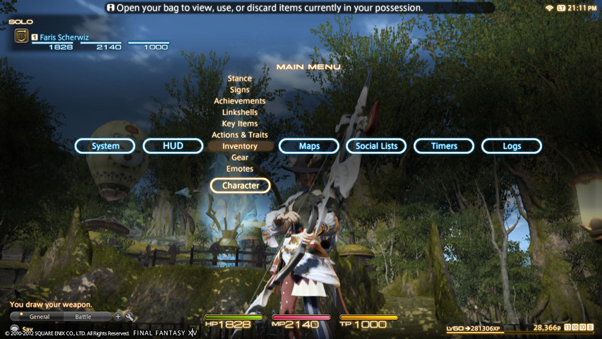 Official] Final Fantasy XIV: A Realm Reborn Information And