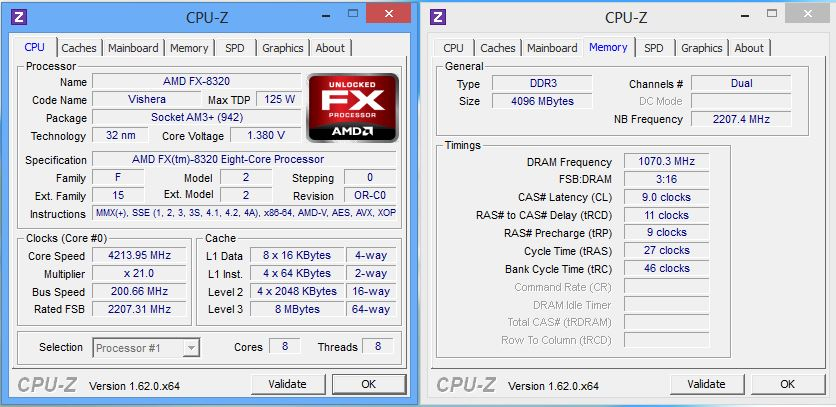 Official Fx 8320 Fx 8350 Vishera Owners Club Page 243 Overclock