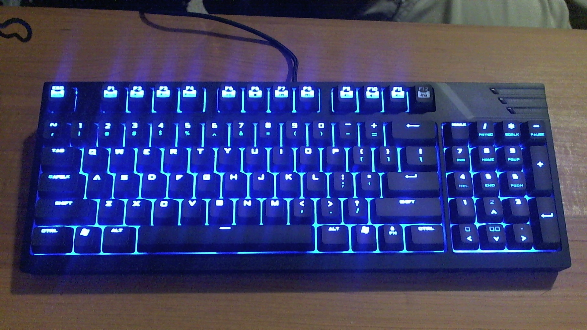 Viewing Product  CM Storm QuickFire TK - Mechanical Gaming Keyboard ... 4e50694b563fe