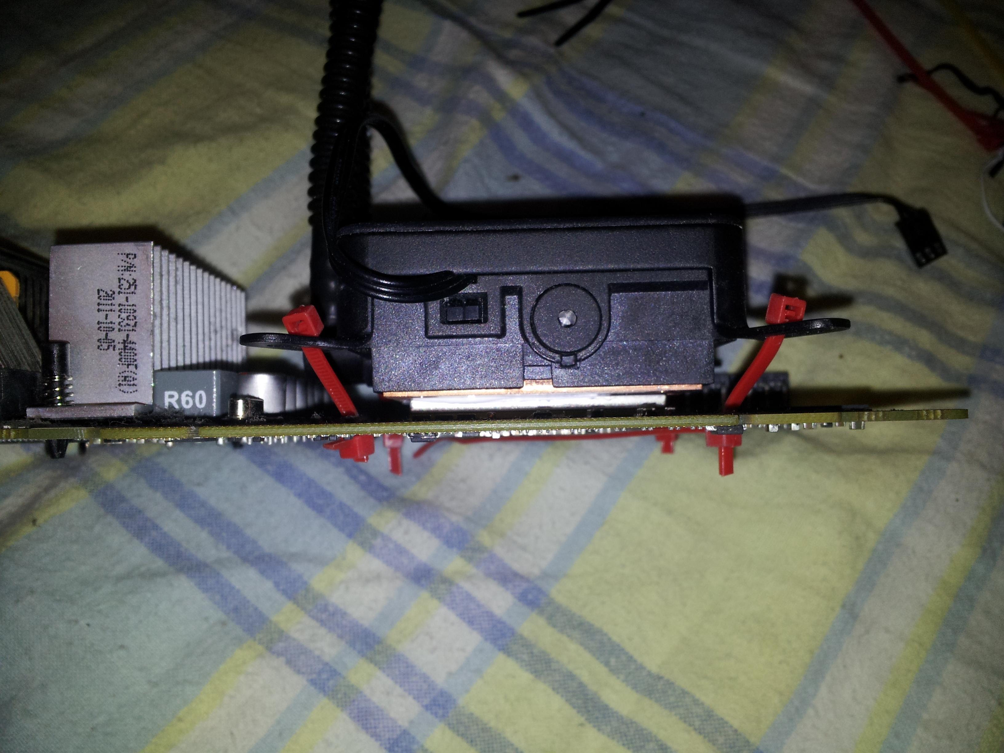 done!  gtx650 with the h60