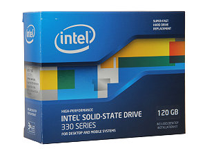 "Intel 330 Series Maple Crest SSDSC2CT060A3K5 2.5"" MLC Internal Solid State Drive (SSD)"