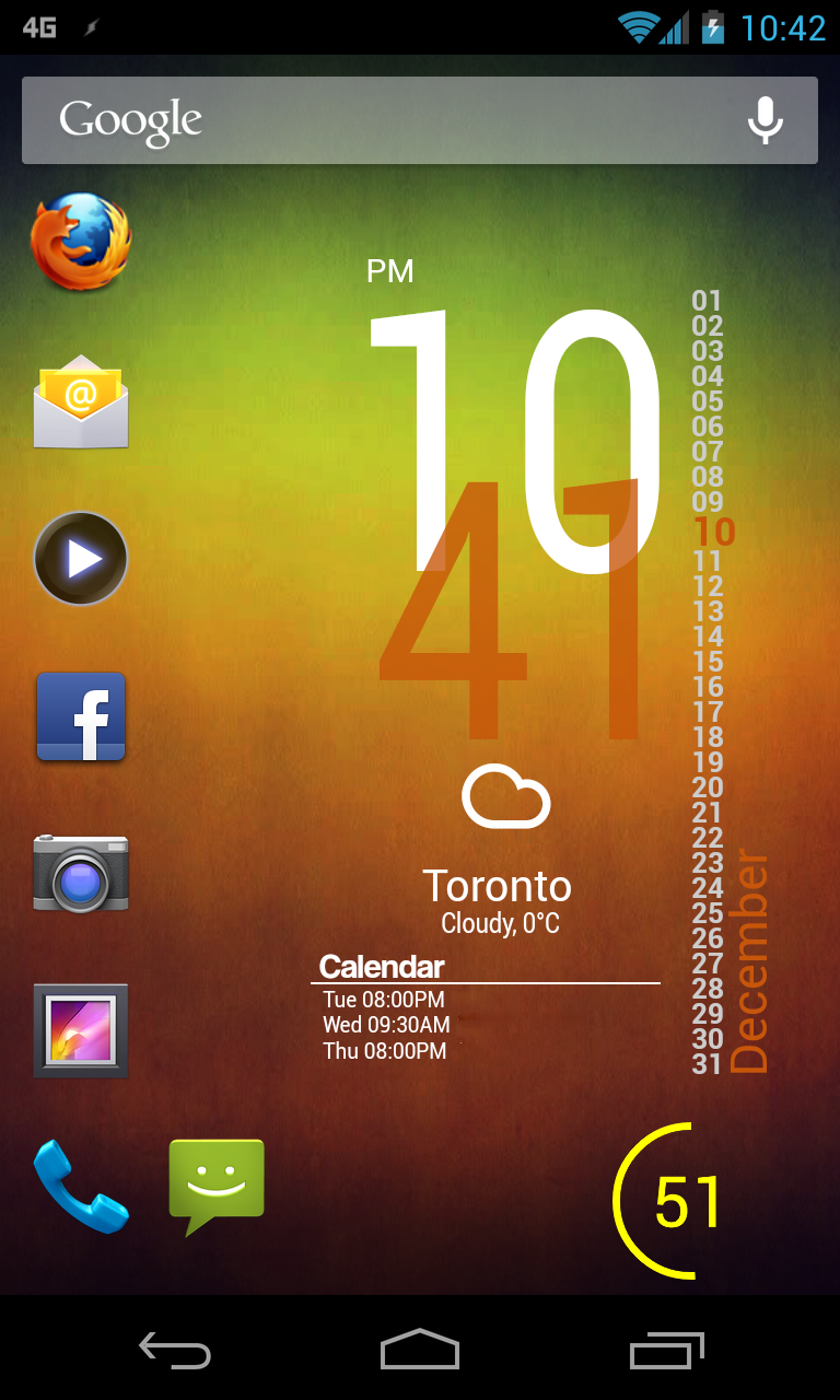 Show Your Android Home Screen Page 237 Overclock Net An
