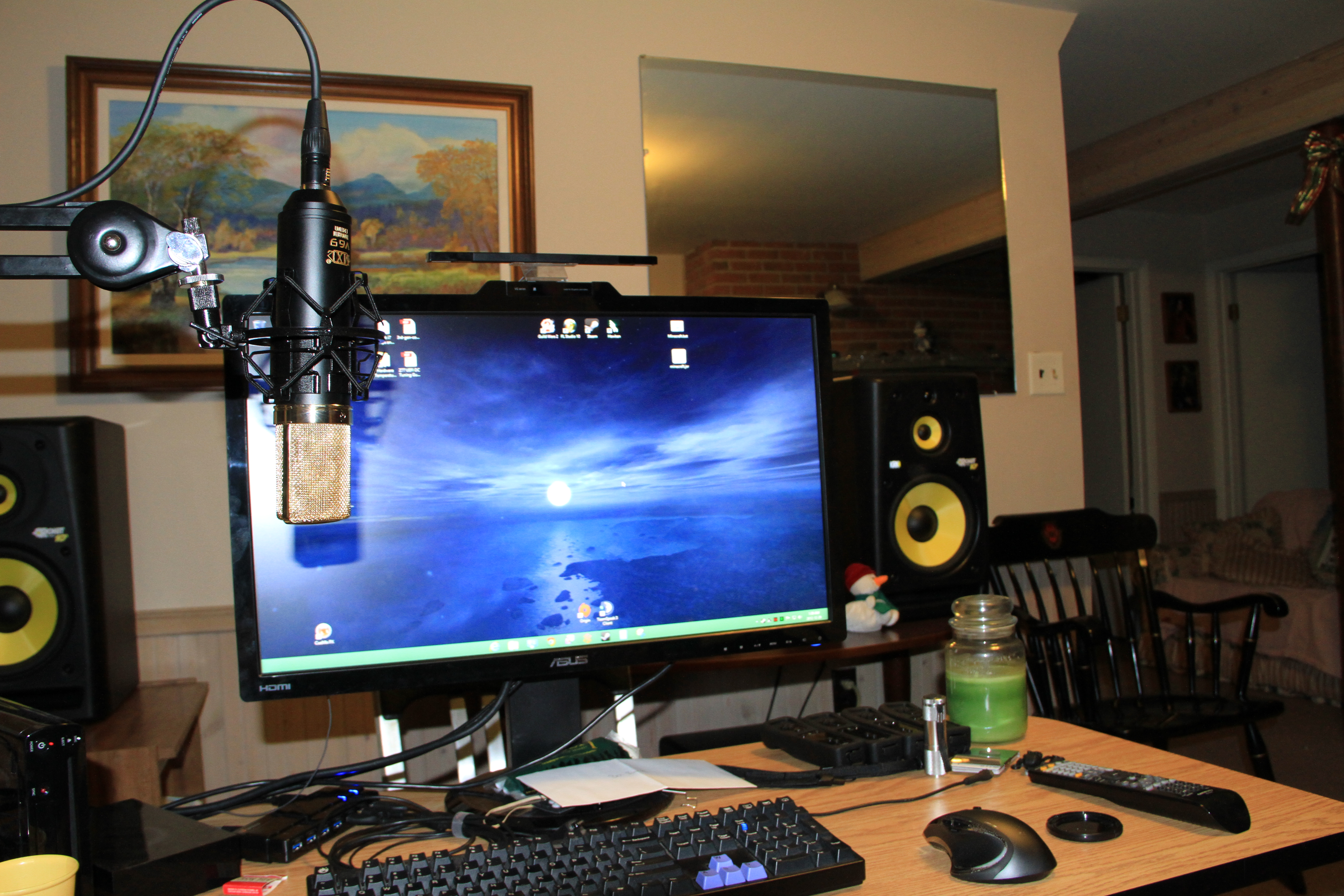 Merveilleux How Awesome Is Your Computer Audio / Microphone Setup?