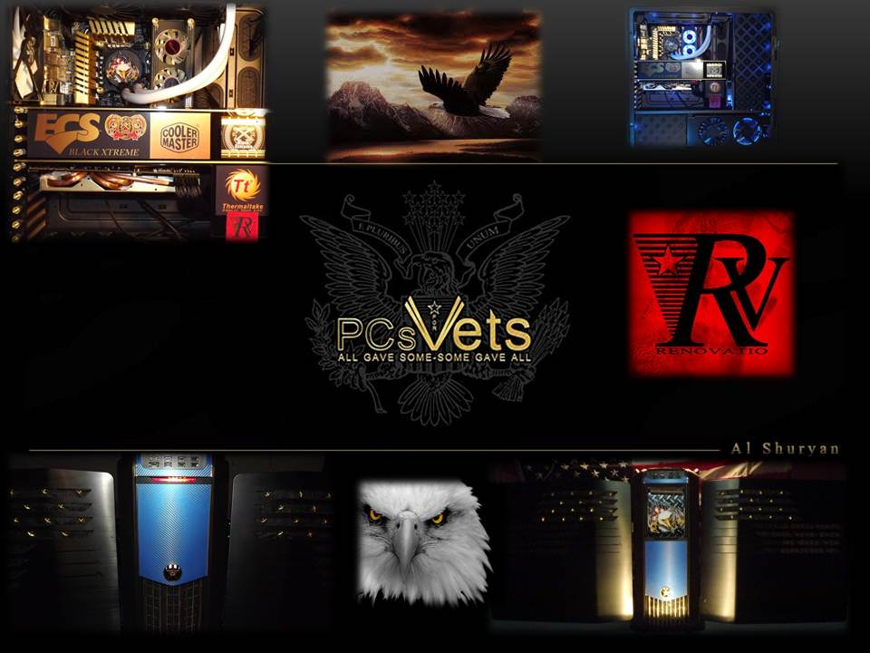 PCs4VETS Screaming Eagle - Medals Of Valor 