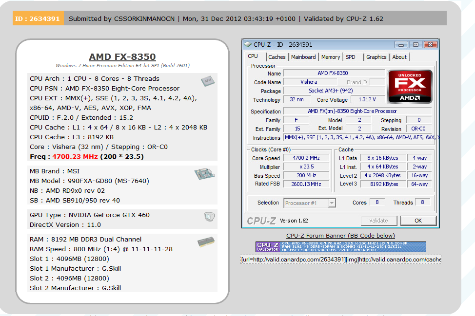Official Fx 8320 Fx 8350 Vishera Owners Club Page 636 Overclock