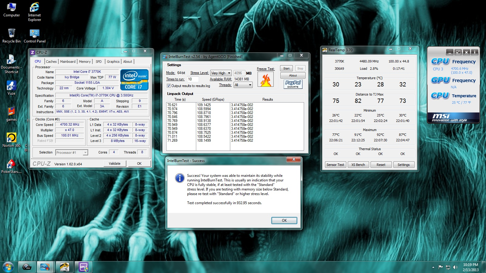 Overclock net - An Overclocking Community - View Single Post