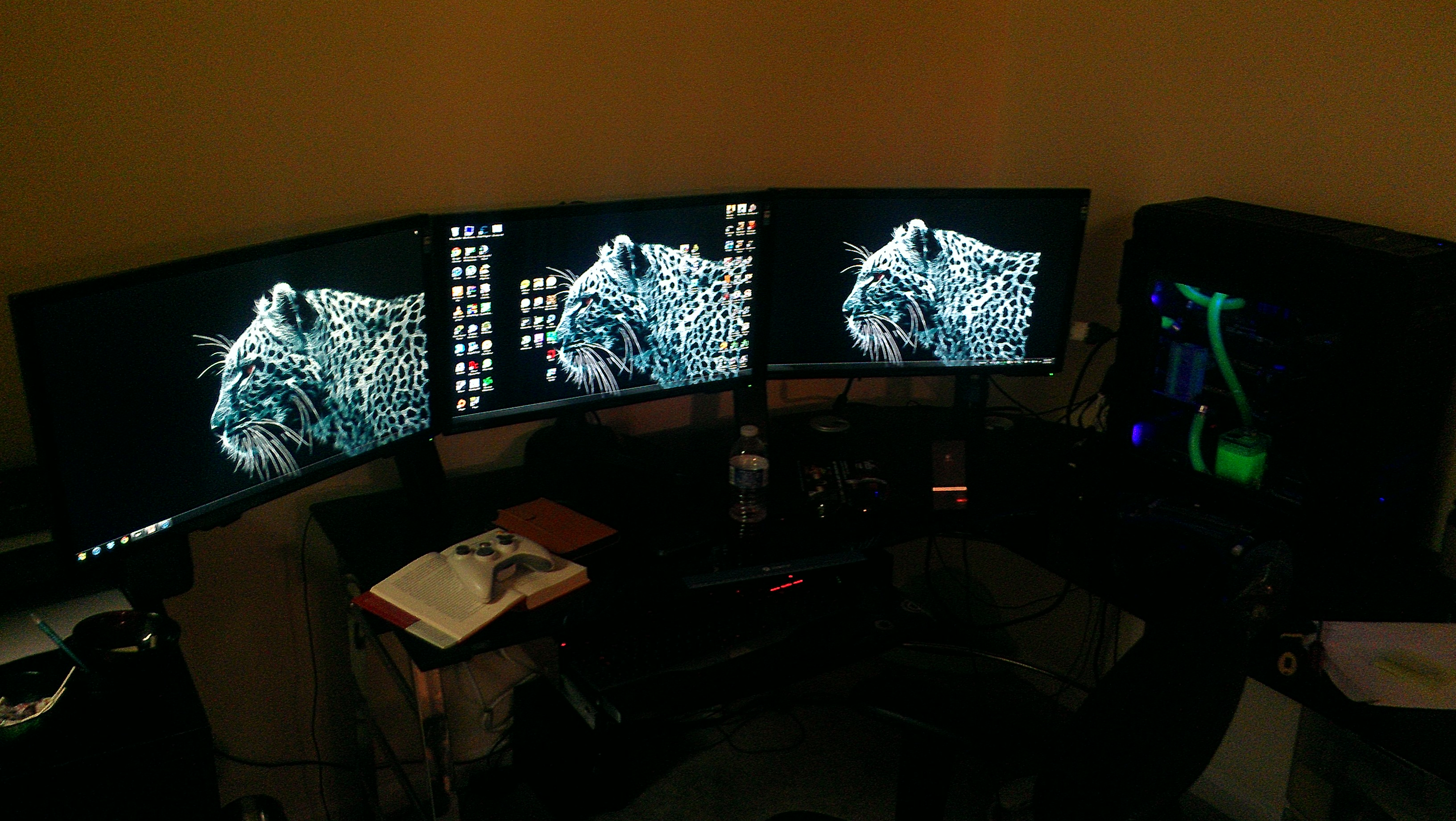 triple monitor 1080p wallpaper steam