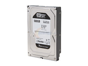 WD Black 500GB