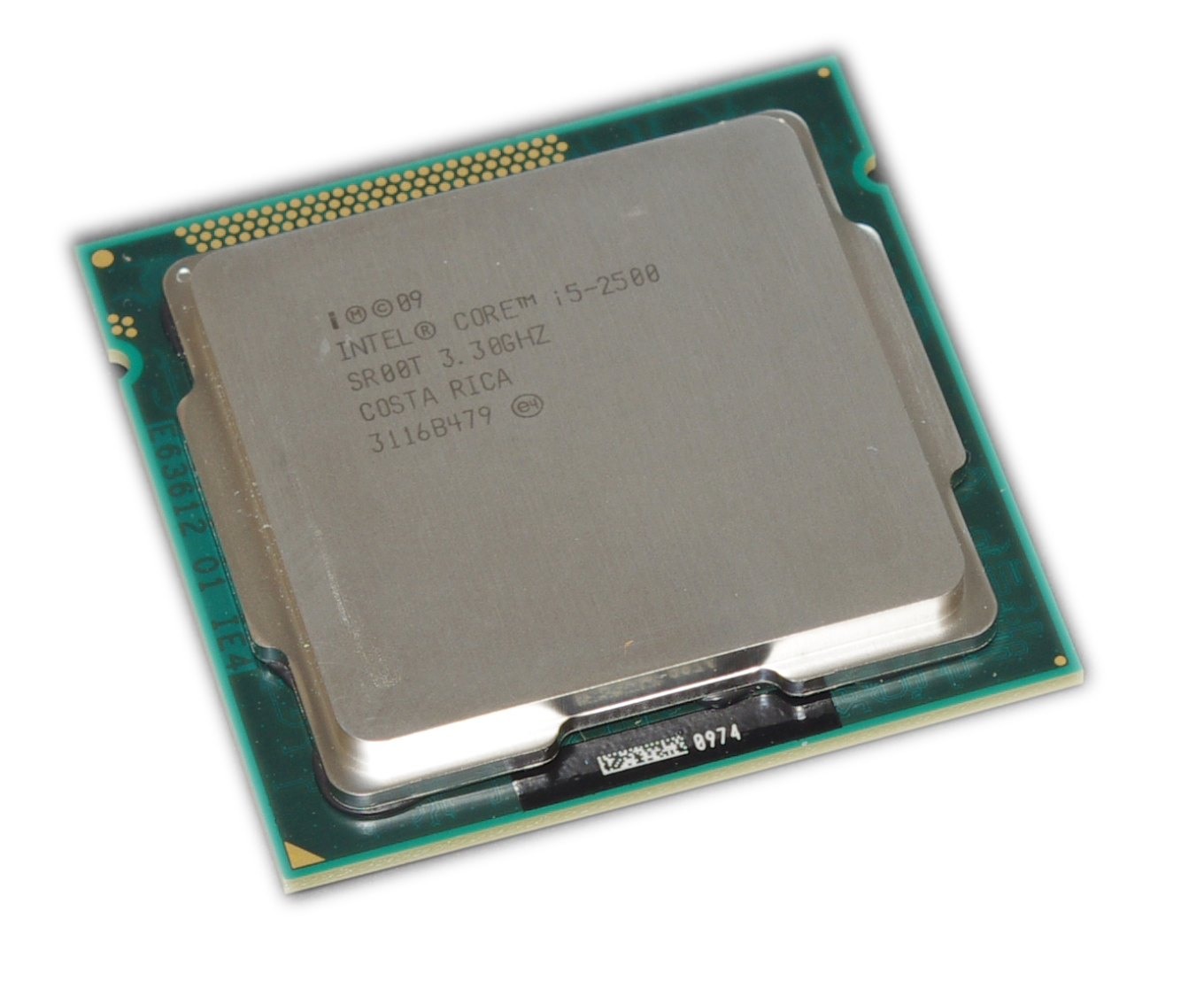 i5 2500K *Not my actual chip
