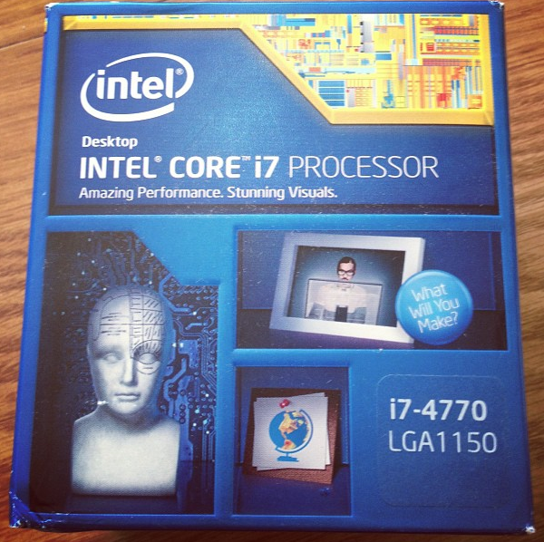Intel Core i7-4770K LGA1150